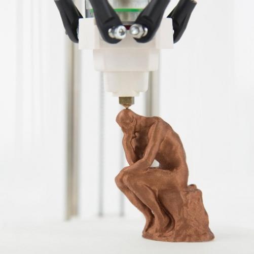 Silhouette Alta 3D printers
