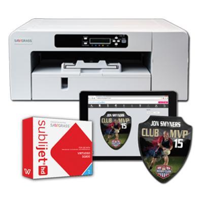Inkten voor Sawgrass printers